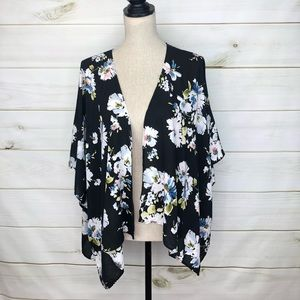 Brandy Melville floral cover up